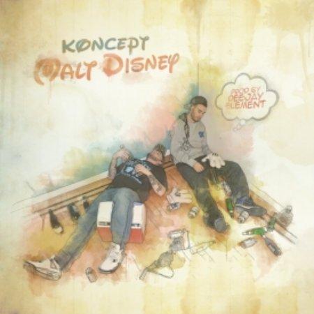 Malt Disney Koncept