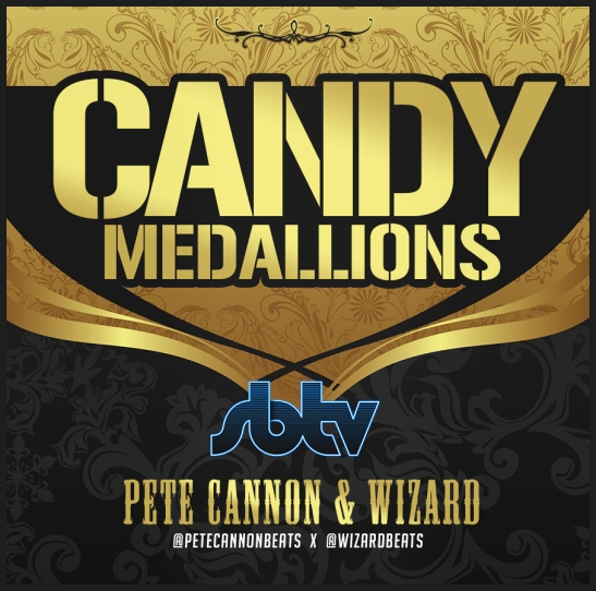 Candy Medallions