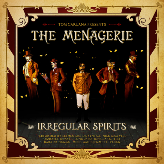 Menagerie Irregular Spirits