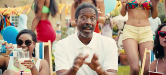 Clarke Peters As Wiley
