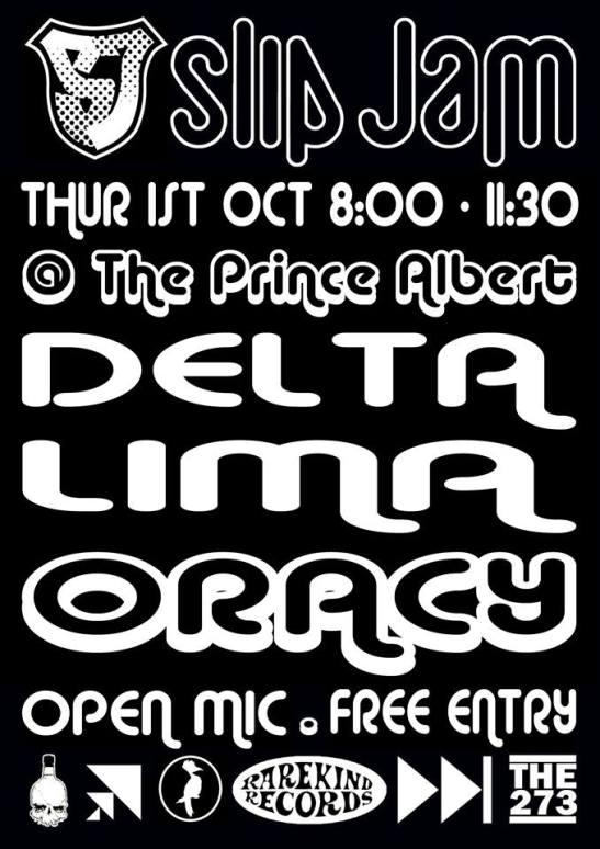 15_10_01 Slipjam Delta Lima