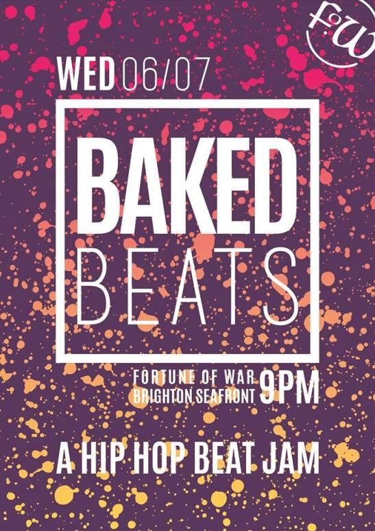 16_07_06 Baked Beats