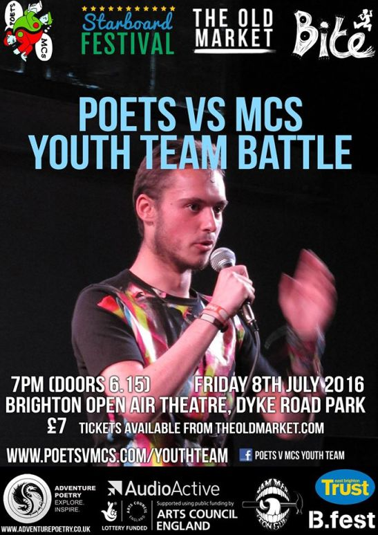 16_07_08 Poets Vs MCs Youth Team Battle